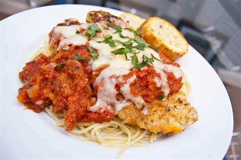 chicken parmesan recipe dishmaps