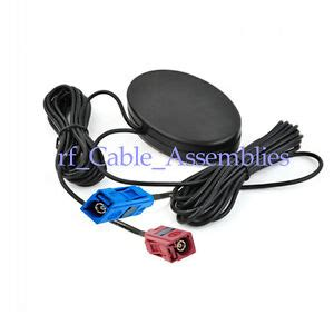 lified remote gps gsm combined antenna fakra