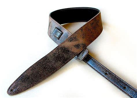 leather straps durango relic leather guitar 171 el dorado leather