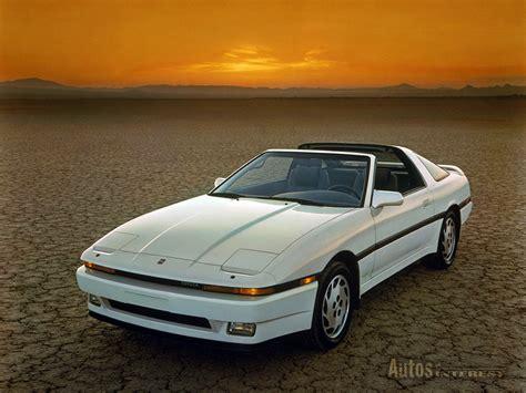 Turbo Toyota Supra Autos Of Interest 187 1987 Toyota Supra Turbo Poster