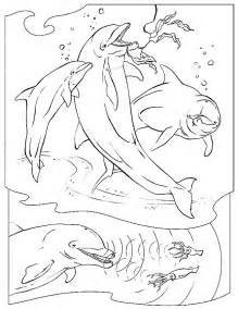 sea creatures coloring pages sea animals coloring pages coloringpages1001