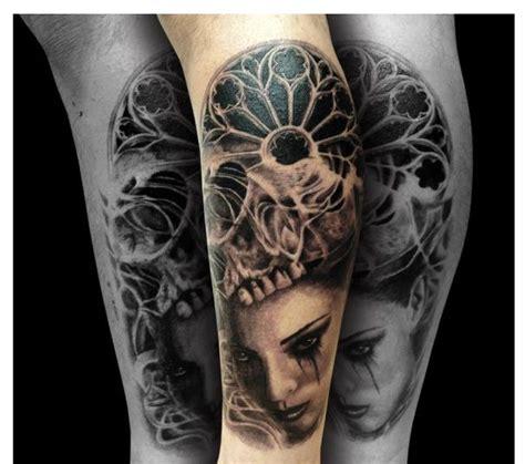 15 gothic tattoos casing embellishment pinterest