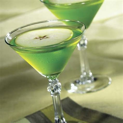 sour apple martini five classic and healthy cocktails for spring season bashes