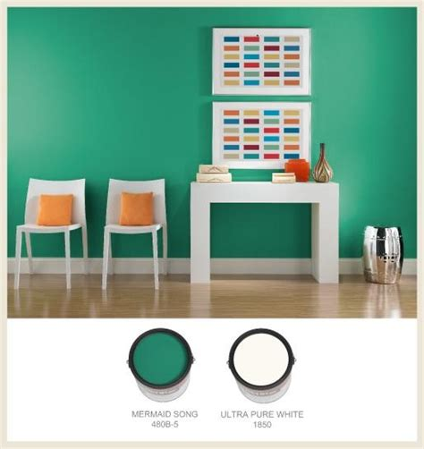 decorating with the color green slideshow