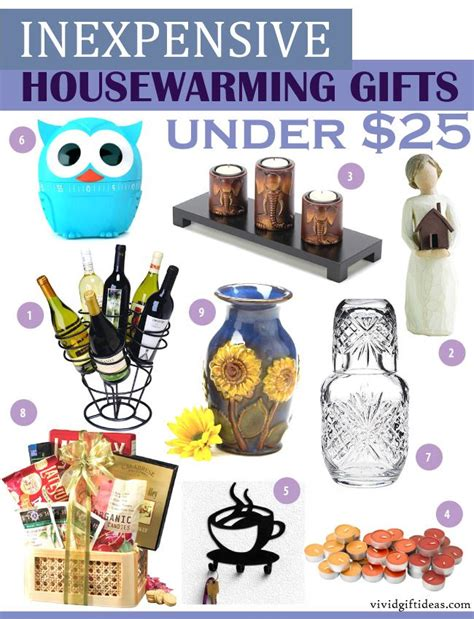 inexpensive housewarming gifts under 25 gardens nice