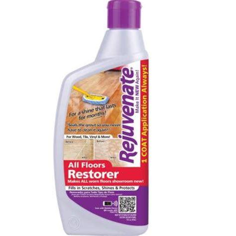 rejuvenate 32 oz floor restorer and protectant rj32f the home depot