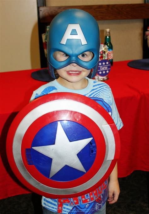 america themed party quotes captain america themed birthday party events to celebrate