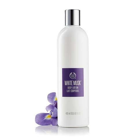 Lotion Musk white musk smooth satin lotion 400 ml