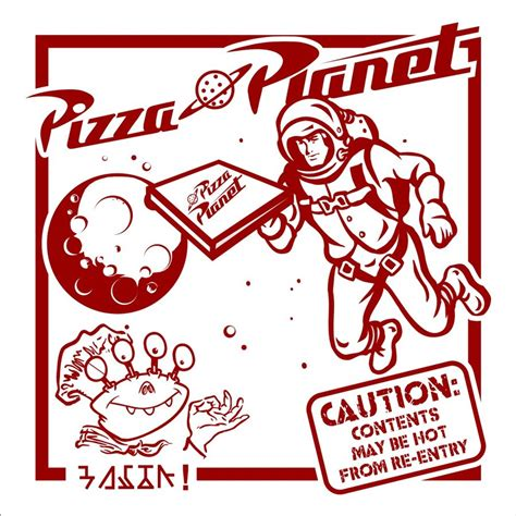 logo st for boxes planet pizza logo images