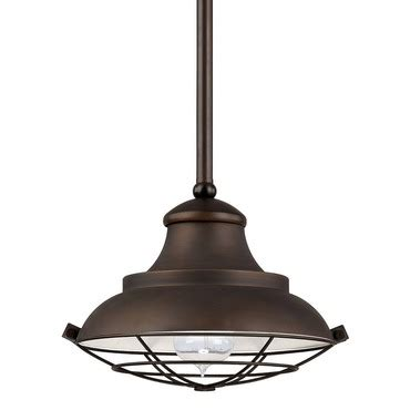 Barn Style Pendant Lighting Classic Barn Style Pendant By Capital Lighting 4567bb