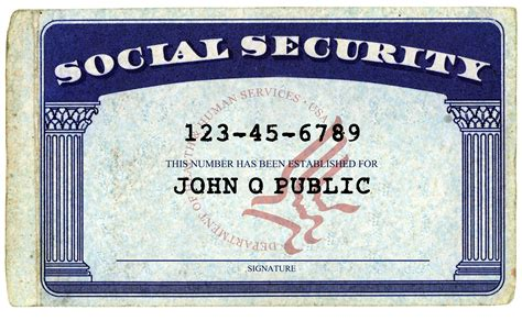 free social security card template psd don t give your social security number at these places