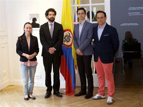consolato colombiano consulado de colombia en par 237 s inaugur 243 con 233 xito la