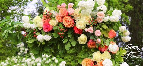 arco fiori come realizzare un arco di fiori le 7 regole fondamentali