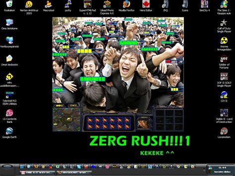 Zerg Rush Meme - search quot zergling rush quot in google bodybuilding com forums