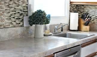 hometalk painted laminate countertops