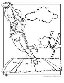 football coloring pages free printable football coloring pages coloring home