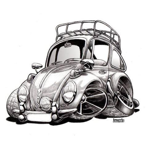 volkswagen bug drawing 378 best vw bug s images on pinterest vw beetles vw