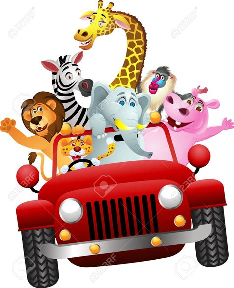 safari jeep clipart animl clipart car pencil and in color animl clipart car