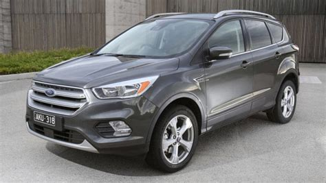 ford escape grey ford escape 2017 car sales price car carsguide
