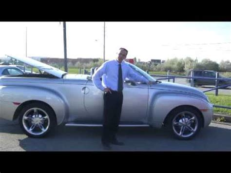 manual cars for sale 2005 chevrolet ssr navigation system for sale 2005 chevrolet ssr s at addison s chevrolet pontiac buick in mississauga youtube