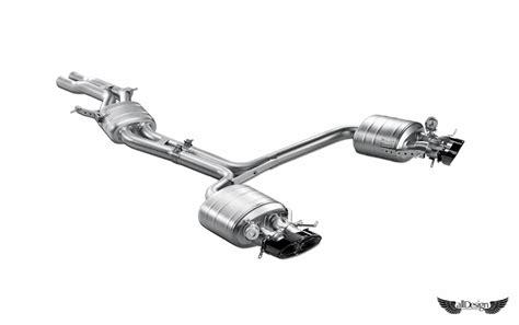 Slenser Akrapofic Titan For All Motor sistema de escape en titanio evolution akrapovic para audi