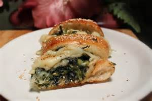 spinach and cheese calzone recipe by claudia cookeatshare