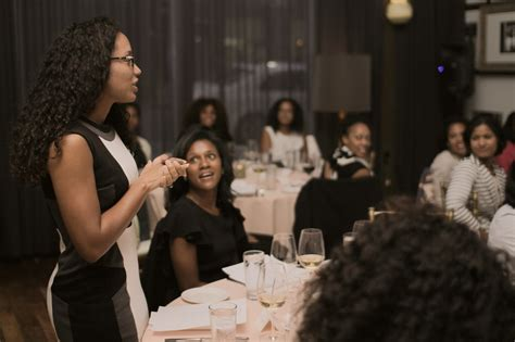 Black With Mba by Beyond The Boardroom Dinner With Brown Philpot
