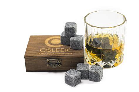 Soapstone Rocks For Drinks - whiskey stones set of 9 soapstone beverage chilling