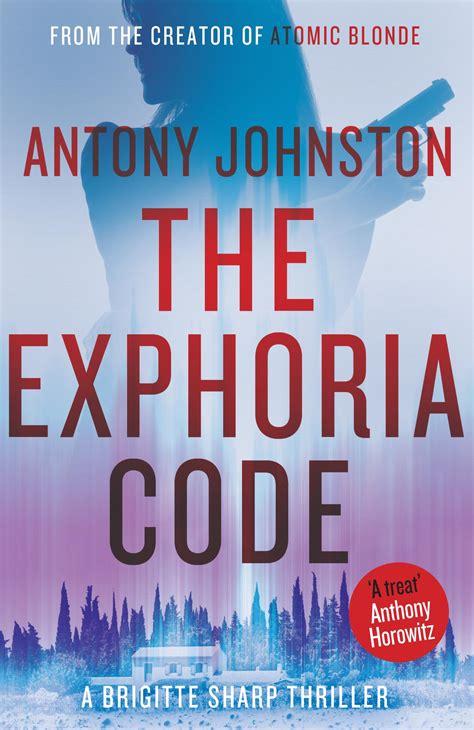the exphoria code books eye books