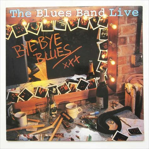 Cd Living Blues blues band the blues band official bootleg album records lps vinyl and cds musicstack