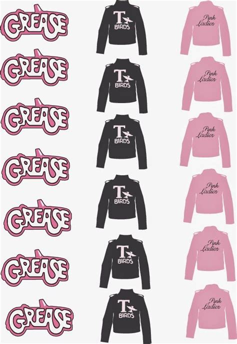 grease themed decorations 25 best grease theme ideas on