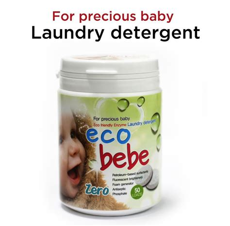 Eco Friendly New Tablet Travel Type Safe Baby Laundry Baby Laundry