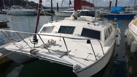 catamarans for sale devon catalac 8 metre brick7 boats