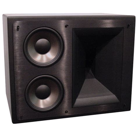 klipsch kl 525 thx bookshelf speaker 1010648 b h photo