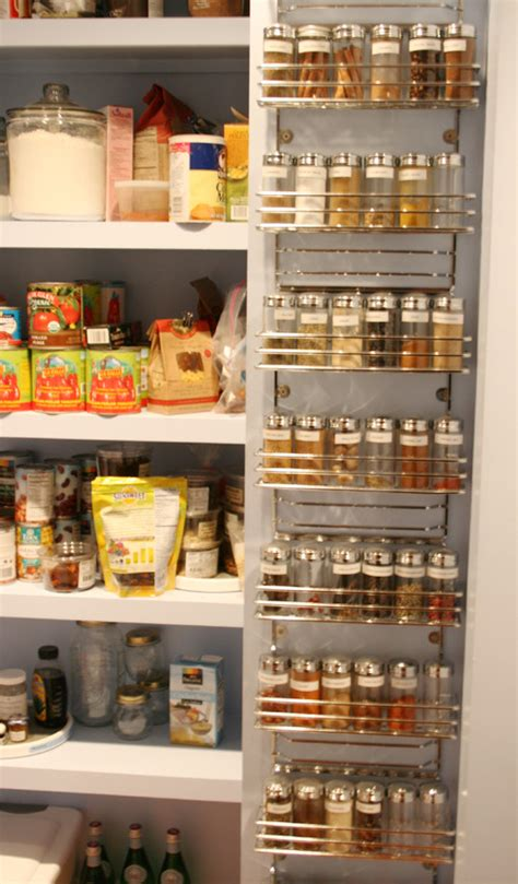 Pantry Door Hanging Spice Rack by Spice Rack