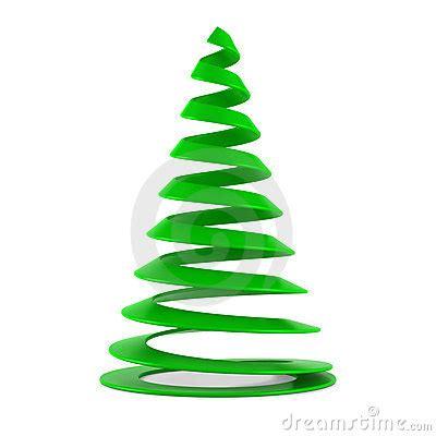 weihnachtsbaum plastik stilisiert weihnachtsbaum im gr 252 nen plastik stockbilder