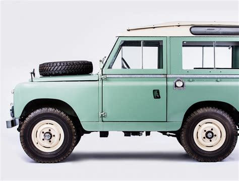 land rover series ii land rover series ii a 4x4 1968 224 vendre collection hess