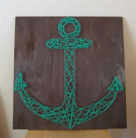 String Anchor - prettylove prettylife prettylittle string