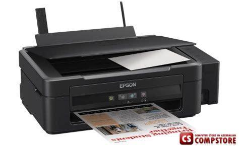 Printer Epson L210 Di Medan epson l210 c11cc59302