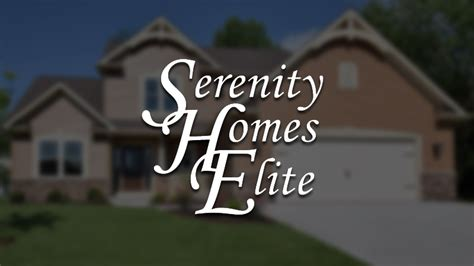 serenity homes elite home builder kenosha racine