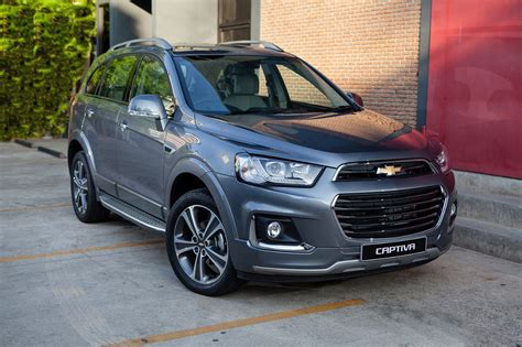 chevrolet captiva 2016 chevrolet captiva gm authority
