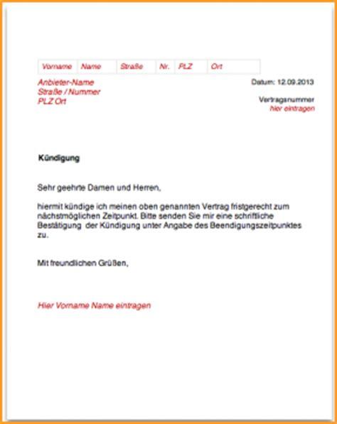 6 k 252 ndigungsschreiben arbeitnehmer fristgerecht bewerbungsschreiben