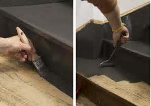 peindre un escalier en bois avec la peinture r 233 novation