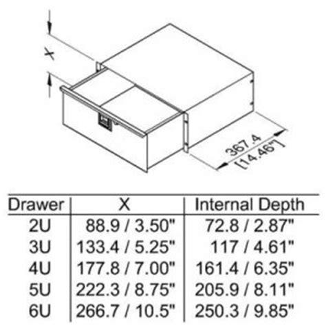 5u rack dimensions 19 inch 5u rack drawer amazon co uk electronics