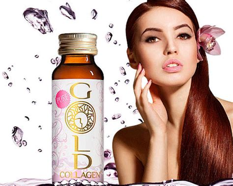 Collagen Gold olympia show launch for new collagen drink