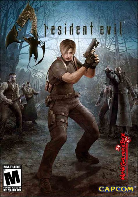 free download games for pc full version resident evil resident evil 4 free download full version pc game