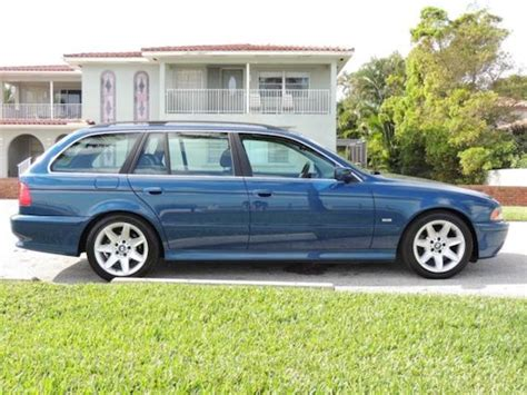 2002 Bmw 525i Specs by 2002 Bmw 525i Touring German Cars For Sale