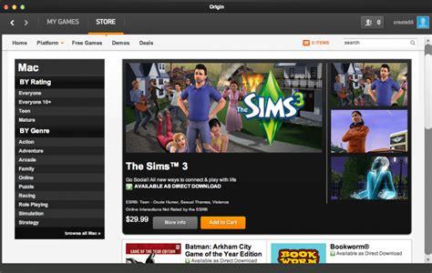 how to uninstall origin games mac ea launches origin online game distribution for mac mac