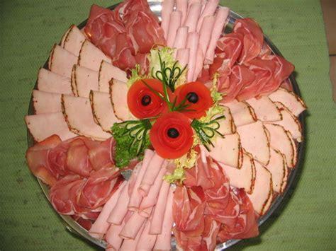 Wurstplatte Anrichten by Wurstplatte 02 Kalte Platten Salate