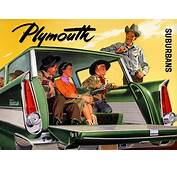 Plan59  Woodies 1950s Station Wagons 1957 Plymouth